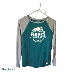 Roots athletic jersey top
